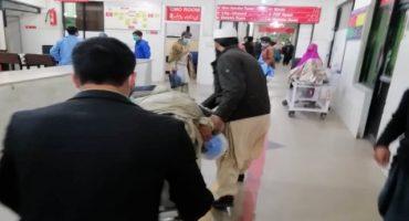 Explosion in Rawalpindi's Ganj Mandi, 25 injured