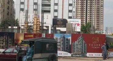 Railways approaches Karachi court to stop Tejori Tower's construction