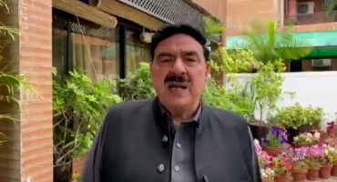 Government is not negotiating with TLP: Sheikh Rasheed