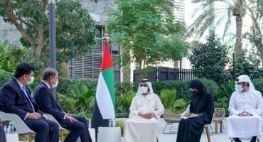 Pakistan and Indian FMs in crossover visits to UAE