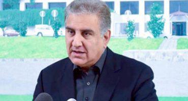 Jammu and Kashmir not India's internal matter, says Qureshi