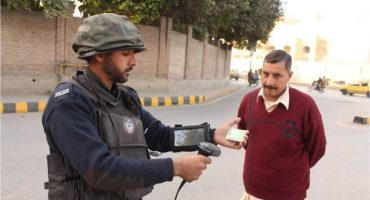 KP makes Covid-19 vaccine mandatory for Peshawar police