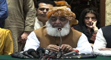 Fazl announces new round of anti-government rallies in Swat, Karachi