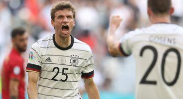Euro 2020: Germany stun Portugal in six-goal thriller
