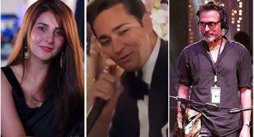 Boy has won hearts: Celebrities amazed by Junaid Safdar's singing