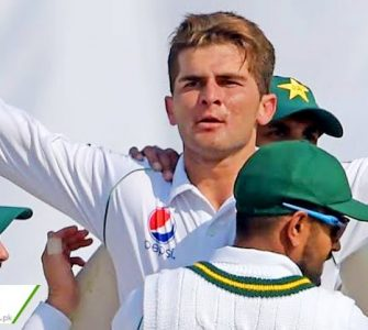 Shaheen Afridi makes a big leap in the ICC Test Bowling ranking