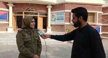 First woman appointed as Sho in South Punjab Police