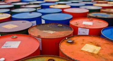 Crude oil crashes to 21-year low as demand shrinks