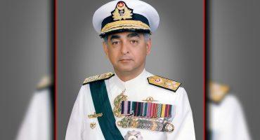 Former Naval Chief Admiral (retd) Fasih Bukhari has passed away
