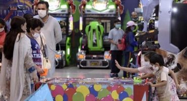 Demand for ban on entry to children's malls and parks by Murad Raas