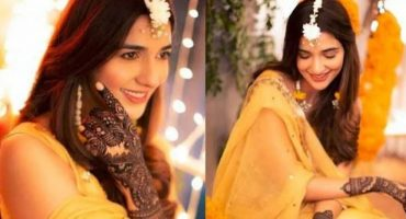 Rabab Hashim getting Married soon