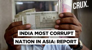 India most corrupt country