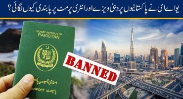 UAE stops issuing visa to 13 Islamic countries including Pakistan