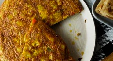 Have a healthy sehri with this Memon fusion omelette