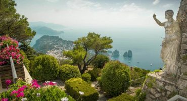 Capri emerges from the pandemic blues