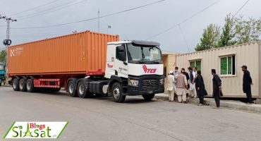First-ever TIR shipment from Pakistan reaches its destination in Uzbekistan