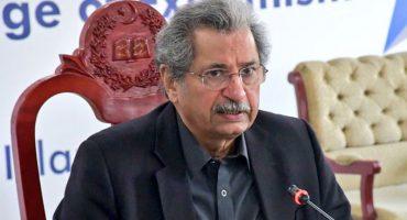 Single national curriculum being developed: Shafqat