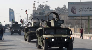 Afghan forces face intense Taliban test as foreign troops leave